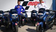 Permalink ke Yamaha NMAX Kembali Jadi Scooter Paddock Resmi di Kejuaraan Dunia MotoGP