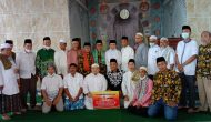 Permalink ke Al Haris Diminta Warga Jadi Imam Sholat Jumat di Masjid At Tanwir Muhammadiyah Pematang Kandis