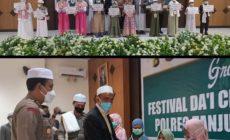 Permalink ke Gema Membumi Polres Tanjab Barat Cetak Generasi Berakhlak Mulia Lewat Festival Da'i Cilik