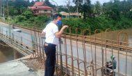 Permalink ke Bupati Merangin Tinjau Progres Pembangunan Jembatan lintas Merangin 2