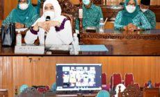 Permalink ke Ketua TP PKK Halal Bil Halal dengan Pengurus TP-PKK Kecamatan Desa/kelurahan se-Kabupaten Tanjab Barat