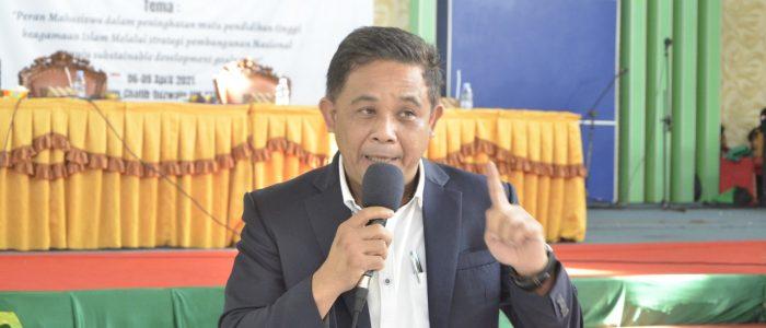Honor Atlet di Masa Sulit, Budi : Tetap Semangat, Tunjukan Bahwa Kita Mampu Menorehkan Prestasi