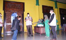 Permalink ke Wabup Hairan Cek Ruang Isolasi Pasien covid-19 di Balai Adat Kuala Tungkal