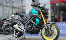 Permalink ke Makin Sangar, Yamaha MT -15 Tampil Dengan Tema Hyper Naked