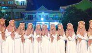 Permalink ke Ribuan Lilin Terangi Pesantren Al-Inayah di Malam Takbiran