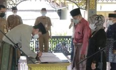 Permalink ke Bupati Batanghari MFA Lantik Tiga Pejabat JPT Pratama dan Tiga Administator Daerah