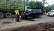 Permalink ke Kecelakaan di Batanghari, Bupati Merangin Mashuri Cuma Sakit Pinggang