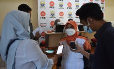 Permalink ke DPW PKS Jambi Kembali Gelar Vaksinasi untuk Masyarakat Umum