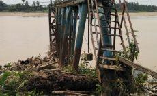 Permalink ke Kondisi Jembatan Intake PDAM Tirta Muarojambi Mengenaskan
