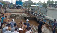 Permalink ke Wabup Hairan Ngamuk, Pembangunan Oprit Jembatan Parit Gompong Distop