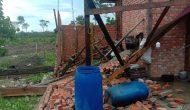 Permalink ke Enam Rumah Warga Desa Simpang Kubu Kandang Rusak Diterjang Angin Puting Beliung