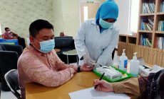 Permalink ke Jobfit, 28 Pejabat Pratama Eslon II Jalani Tes Kesehatan