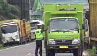 Permalink ke Tekan Angka Kecelakaan, 30 Unit Mobil Truk Angkutan Batu Bara Ditilang