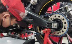 Permalink ke Perawatan dan Penggantian Rantai Sepeda Motor, Konsumen Wajib Pahami