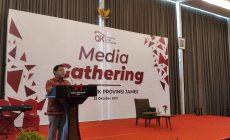 Permalink ke Gelar Media Gathering, Kepala OJK Jambi Perkenalkan SMAP