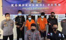 Permalink ke Dua Terduga Pengedar Sabu di Batanghari Diciduk Polisi