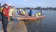 Permalink ke Pembersihan Sampah di Danau Sipin, Fasha : Nantinya Akan Ada Wisata Air