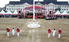 Permalink ke Upacara Penurunan Bendera HUT ke- 74 RI Berlangsung Khidmat