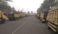 Permalink ke Aksi di Kantor DPRD Provinsi Jambi, Sopir Dump Truk Pinta Keadilan