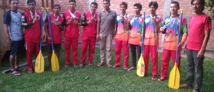 Atlet Arung Jeram Jambi Raih 11 Medali Dalam Kejuaraan Dunia
