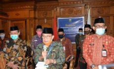 Permalink ke Gubernur Jambi Halal Bi Halal Virtual dengan Bupati dan Wali Kota