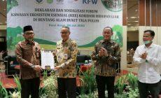 Permalink ke Sudirman : Pemprov Jambi Dukung Konservasi Habitat Gajah Sumatera