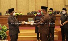 Permalink ke DPRD Kota Jambi Gelar Paripurna Dalam Rangka Penyampaian Pandangan Umum Fraksi