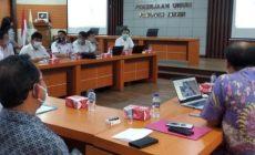 Permalink ke Dinas PUPR Provinsi Jambi Diskusi Pembangunan Duplikasi Jembatan Aurduri 1
