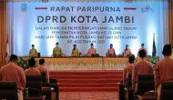 Permalink ke DPRD Kota Jambi Gelar Paripurna  HUT Pemkot Jambi ke – 75