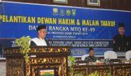 Permalink ke Dewan Hakim MTQ ke-49 Provinsi Jambi Dilantik
