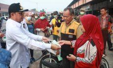 Permalink ke Fachrori Bagikan 5.000 Masker kepada Masyarakat dan Pedagang Angso Duo