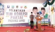 Permalink ke Kukuhkan Tim Koalisi dan Relawan se-Jambi, Haris-Sani Launching Foto Profil Seragam Nomor 3