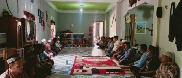 Hadiri Haul Warga di Betung Bedarah, KH Fauzi Mansyur Kembali Doakan Al Haris jadi Gubernur