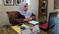 Permalink ke BUpati Masnah Halal Bihalal bersama Gubernur dan Kepala Daerah se-Provinsi Jambi via Vidcon