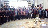 Permalink ke Pererat Silaturahmi, Walikota Jambi Syarif Fasha Halal Bihalal Bersama Pujakusuma